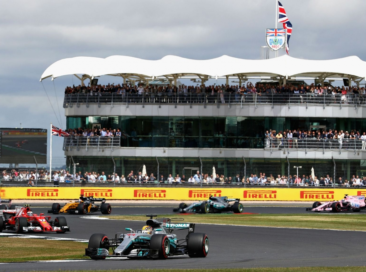 British grand prix: close a 5-year deal and remain at silverstone until 2024