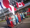 Vietnam flag first appeared in an International Motor Racing
