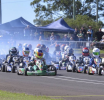 FIA Supports E - Kart Race in Buenos Aires